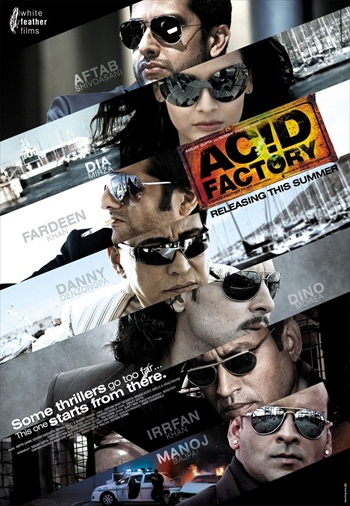 Acid Factory 2009 Hindi 480p DVDRip 300mb
