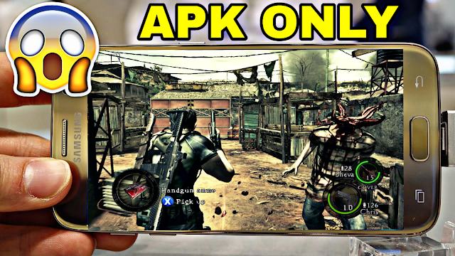 How To Download Resident Evil 5 For Android Free Graphics HD