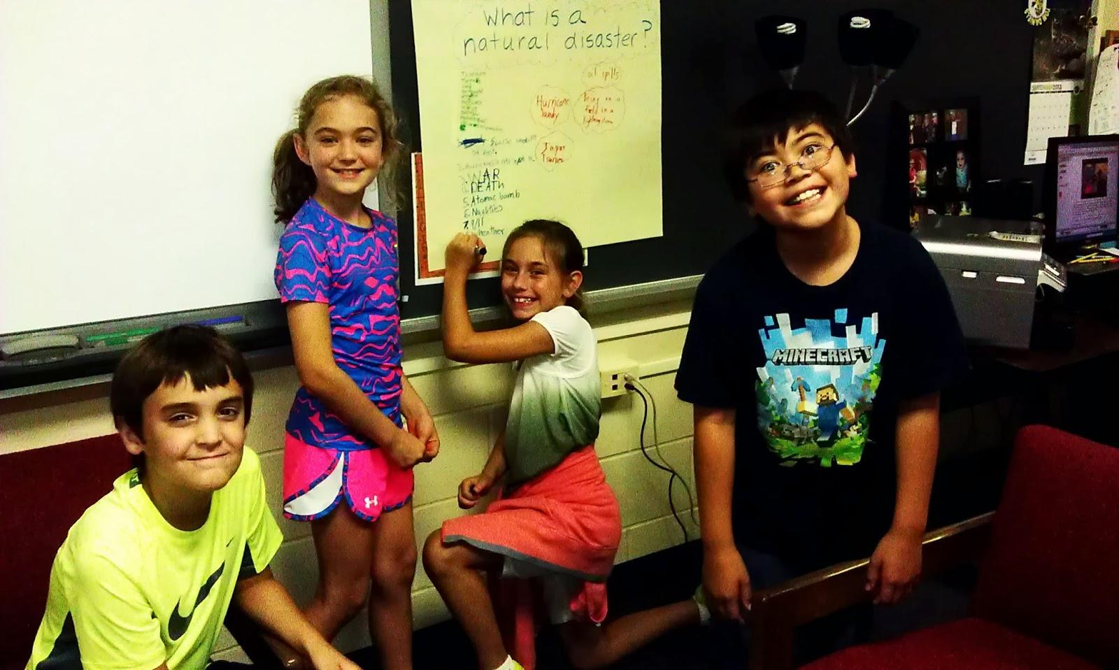 Daniels Elementary Challenge Lab Mrs Mitchell