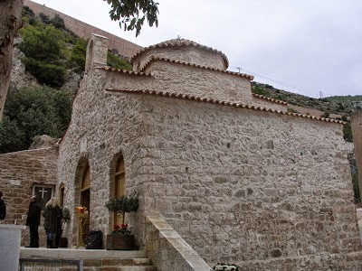St.Andrew's Church, Loutraki, Greece
