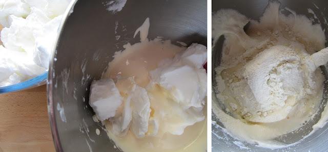 Masas batidas ligeras con huevos desclarados (Siempredulces) - Elaboración Paso 3