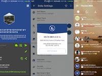 Download BBM DELTA v3.8.1a BBM MOD v3.1.0.13 APK Latest Version