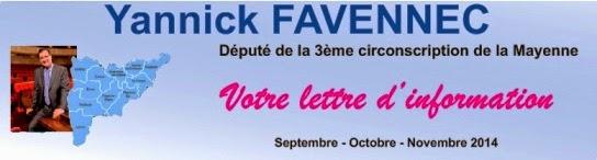 yannick favennec actualite la lettre d 39 information de yannick favennec est en ligne sur son. Black Bedroom Furniture Sets. Home Design Ideas