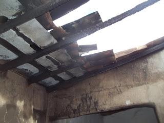 Incêndio destrói residência de idosas em Patos