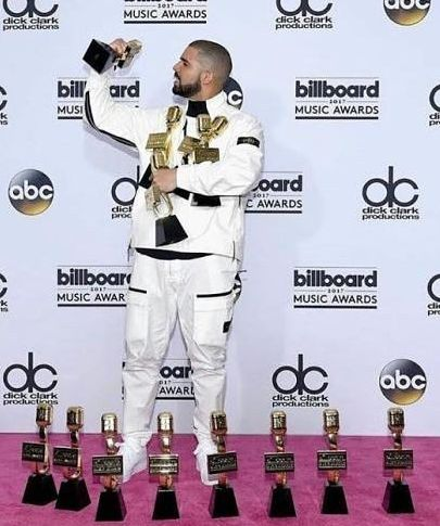 Big Win! Drake Grabs 12 Billboard Awards