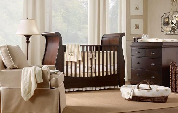 Dormitorios de bebe estilo clasico tradicional by - Dormitorios de bebes recien nacidos ...