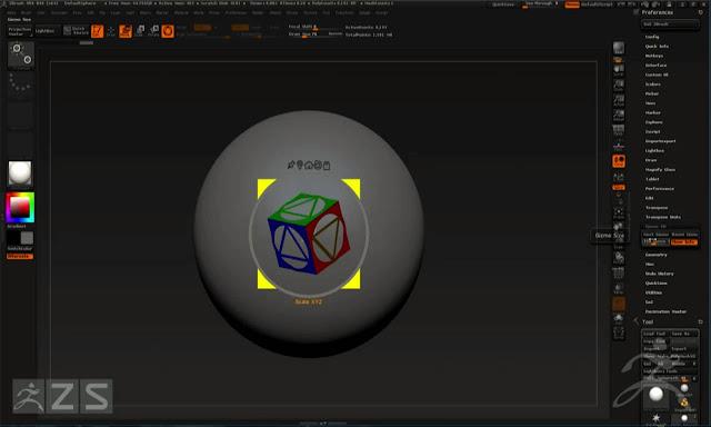 Download  ZBrush 4R8 Pixologic Free,