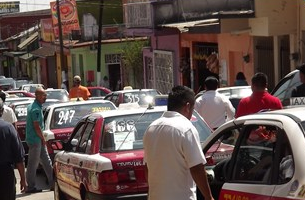 Fiscal de Huatusco deja libre a presunto asaltante de taxistas