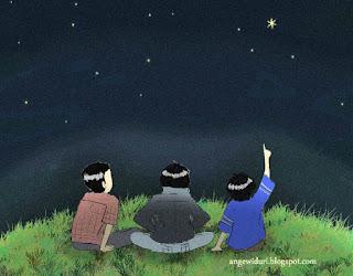 ilustrasi-dongeng-bintang-tercantik-di-langit-malam
