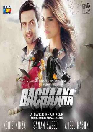 Bachaana 2016 HDRip 480p Pakistani Urdu Movie 300Mb