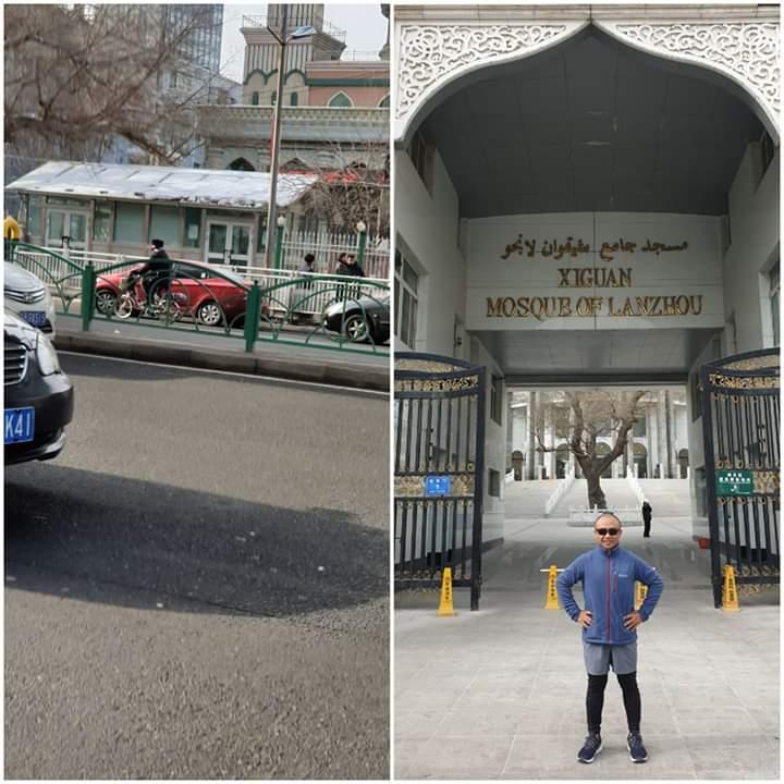 """Cerita Masjid di Xinjiang Menjadi """"Kuburan"""" Mewah"""