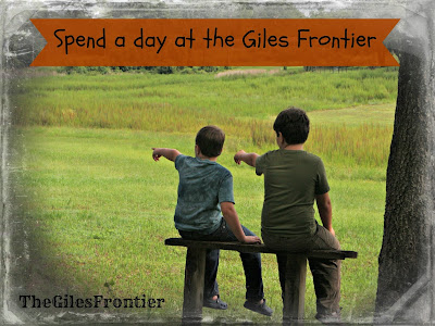 Spend a day at The Giles Frontier