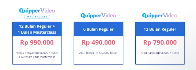 Keunggulan Quipper Video