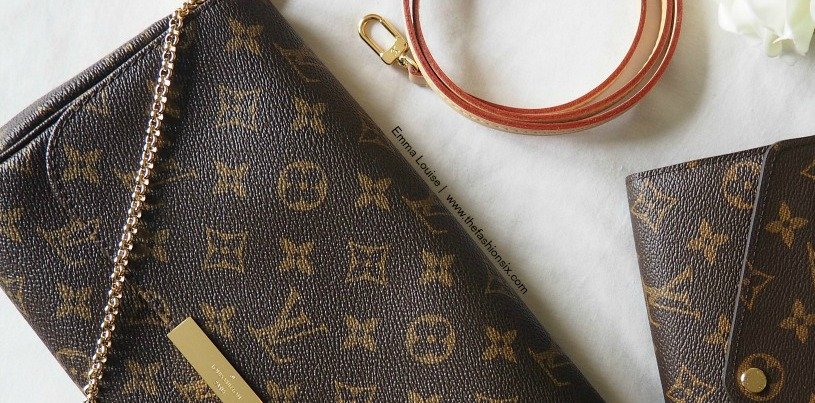 Louis Vuitton Favorite MM Monogram Handbag Review