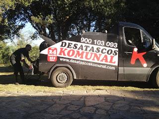 Empresa de desatascos en Martorell - Servicio Emergencias 24 horas