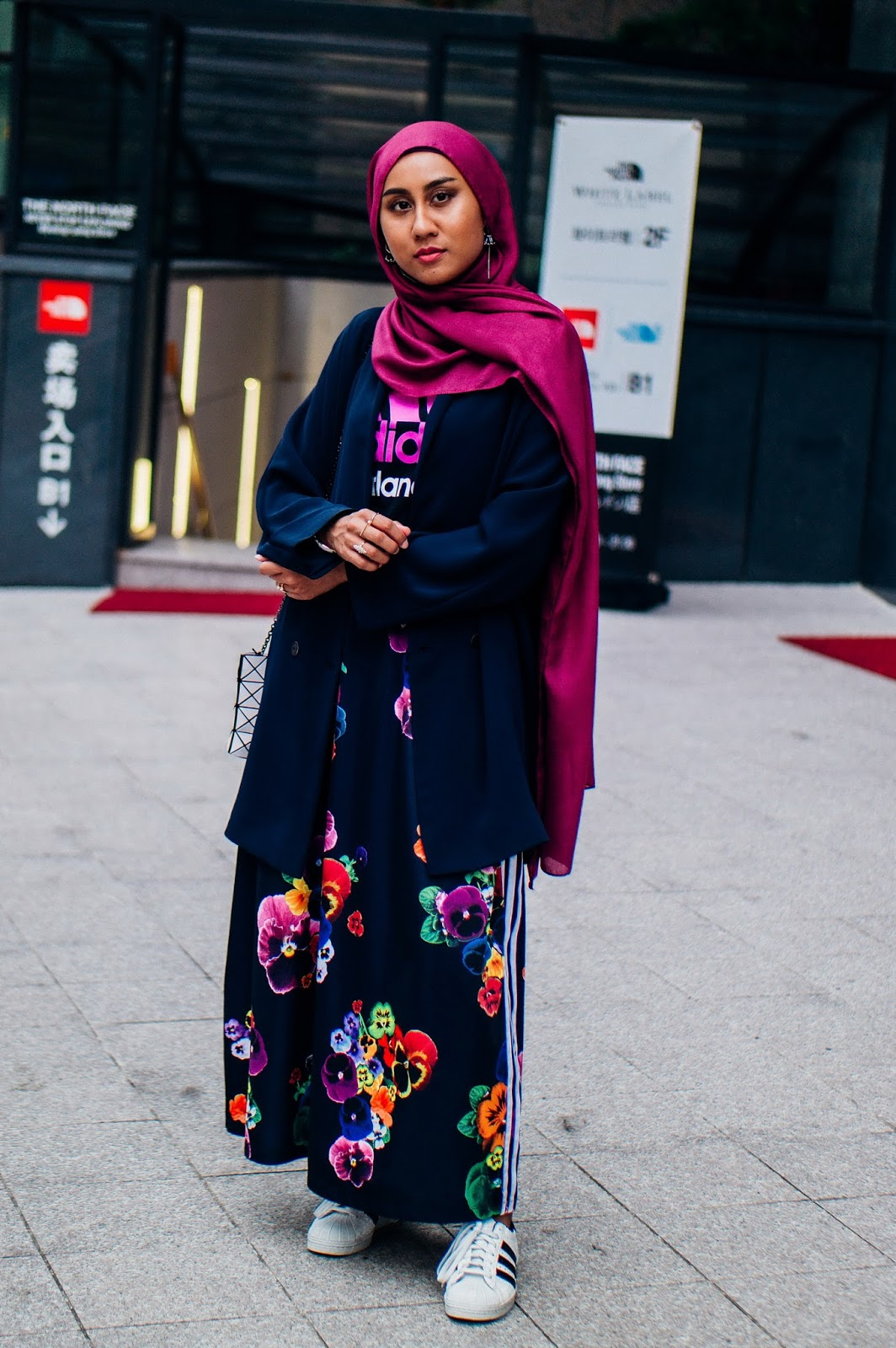 How Hijabis Can Wear Skirts Without Looking Too 'Girlie'