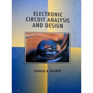 donald neamen electronic circuit analysis and design 3rd edition pdfdonald neamen electronic circuit analysis and design 3rd edition pdf download