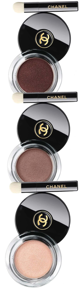 CHANEL OMBRE PREMIÈRE LONGWEAR CREAM EYESHADOW (sold separately)