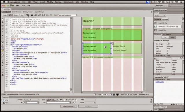 Latest Dreamweaver CS5.5 Software