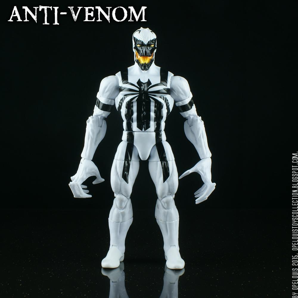 Opelouis's Toys Collection: Marvel's Legend Anti-Venom.