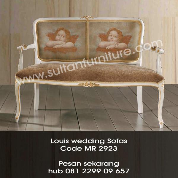 Kursi Pengantin Mebel Ukir Sofa Wedding Furniture Duco