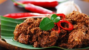 5 Indonesia Cuisine worldwide, Rendang Grabbed the first rank of the world's delicious Foods