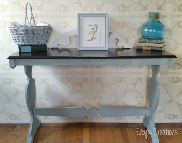 http://sweetsongbird.eveyscreations.com/2016/04/pure-and-original-elegance-entryway-table-update.html