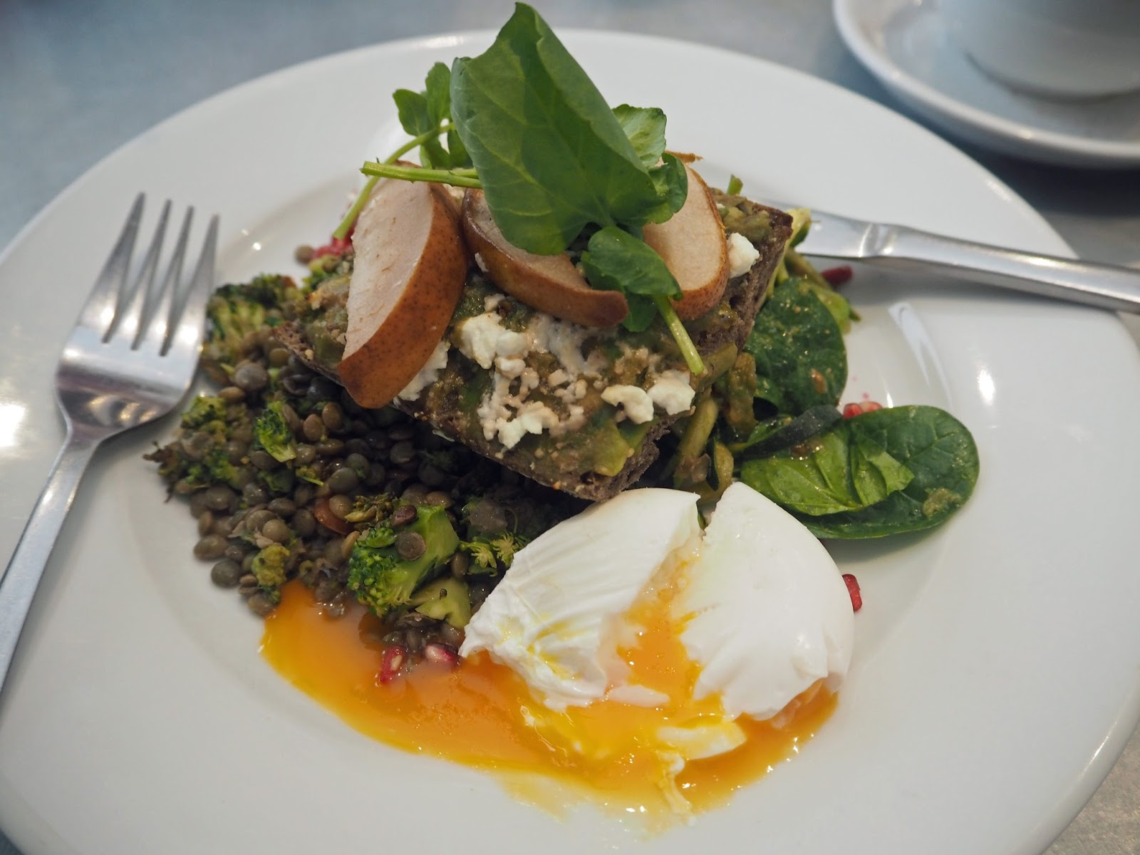 Brunch at Filmore and Union, Skipton