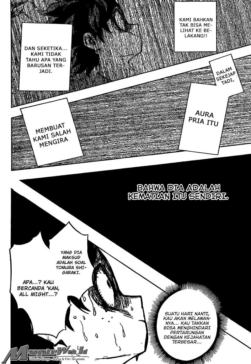 Boku no Hero Academia Chapter 88-17