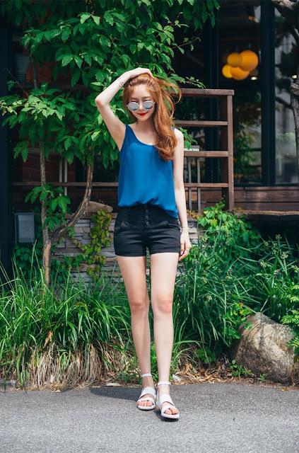 3 Hong Yeseul - very cute asian girl-girlcute4u.blogspot.com