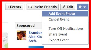 how to create an event on facebook 2017
