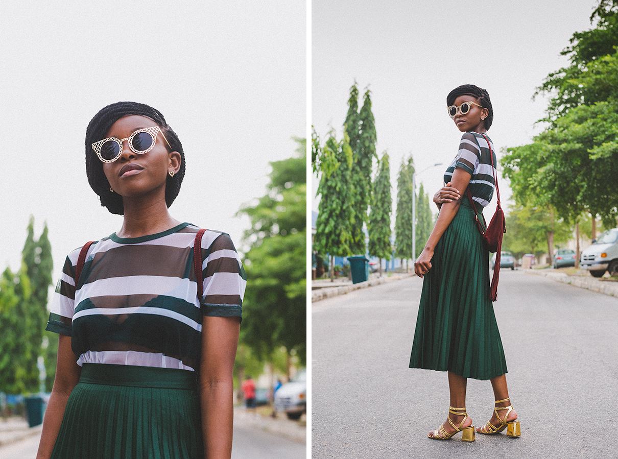HOW TO STYLE A MESH TOP FOR SUMMER BY OROMA ROXELLA RUKEVWE || WWW.ORRBLOG.NET
