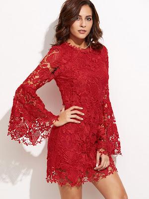 vestidos rojos largos de fiesta