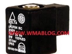 Elektrogas Delta Pumps Shut-Off Valves EV-F84 type