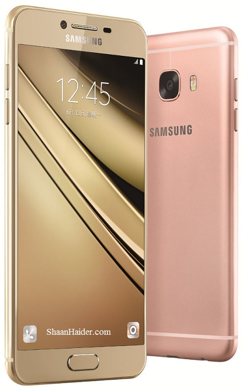 Samsung Galaxy C7 : Full Hardware Specs, Features and Price