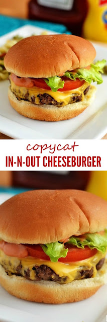 In-N-Out Cheeseburger