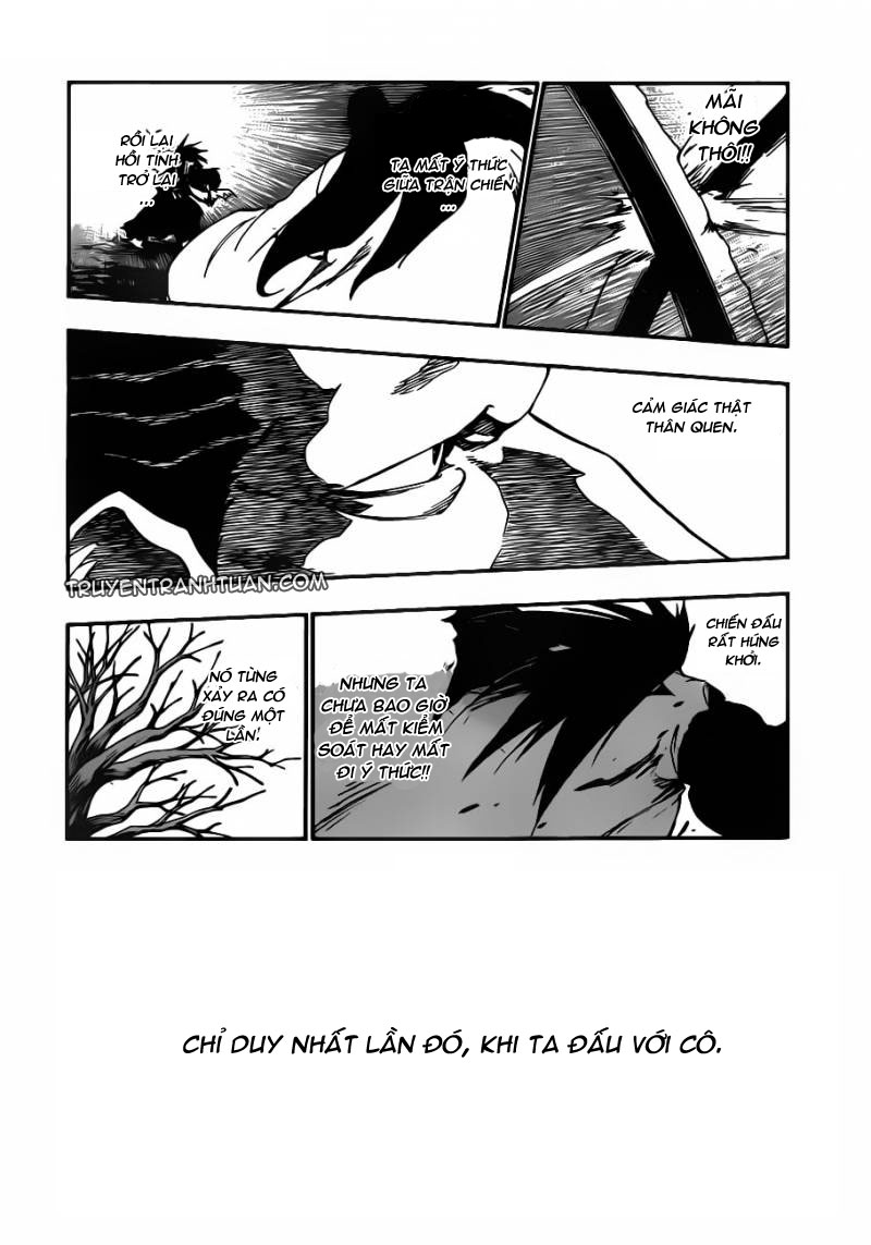 Bleach chapter 525 trang 5