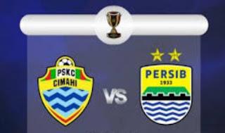Jadwal Baru PSKC Cimahi vs Persib Bandung - Piala Indonesia Rabu 15 Agustus 2108
