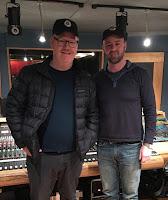 Jim Gaffigan voice over Threshold Recording Studios NYC