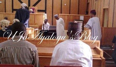 Politics El-Rufai, Deputy, Land In Court Over Libel Suit- See PHOTOS