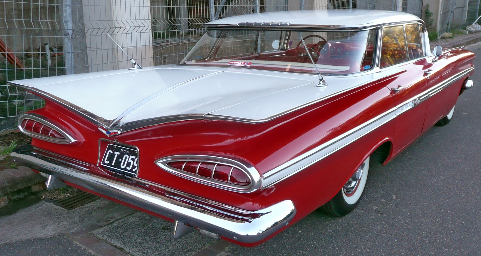 Impala 1960 chevrolet impala ss : There's always one that's here to screw up the program.: Chevy ...