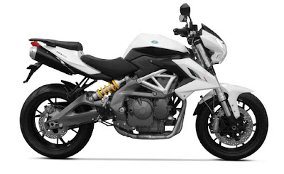 Benelli TNT 600i ABS right side pictures..