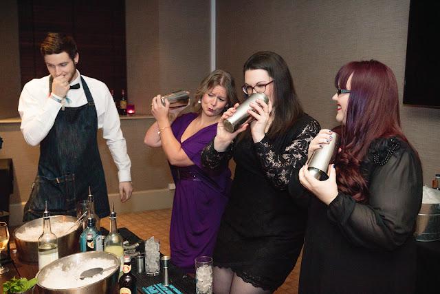 cocktail shaking