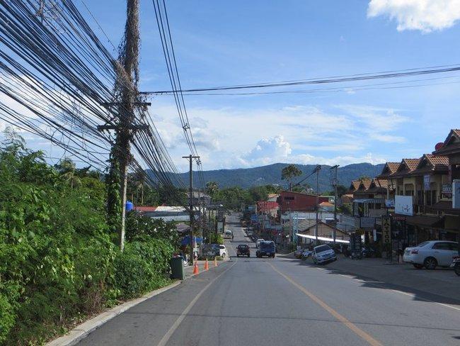 Фотография улицы Таиланда