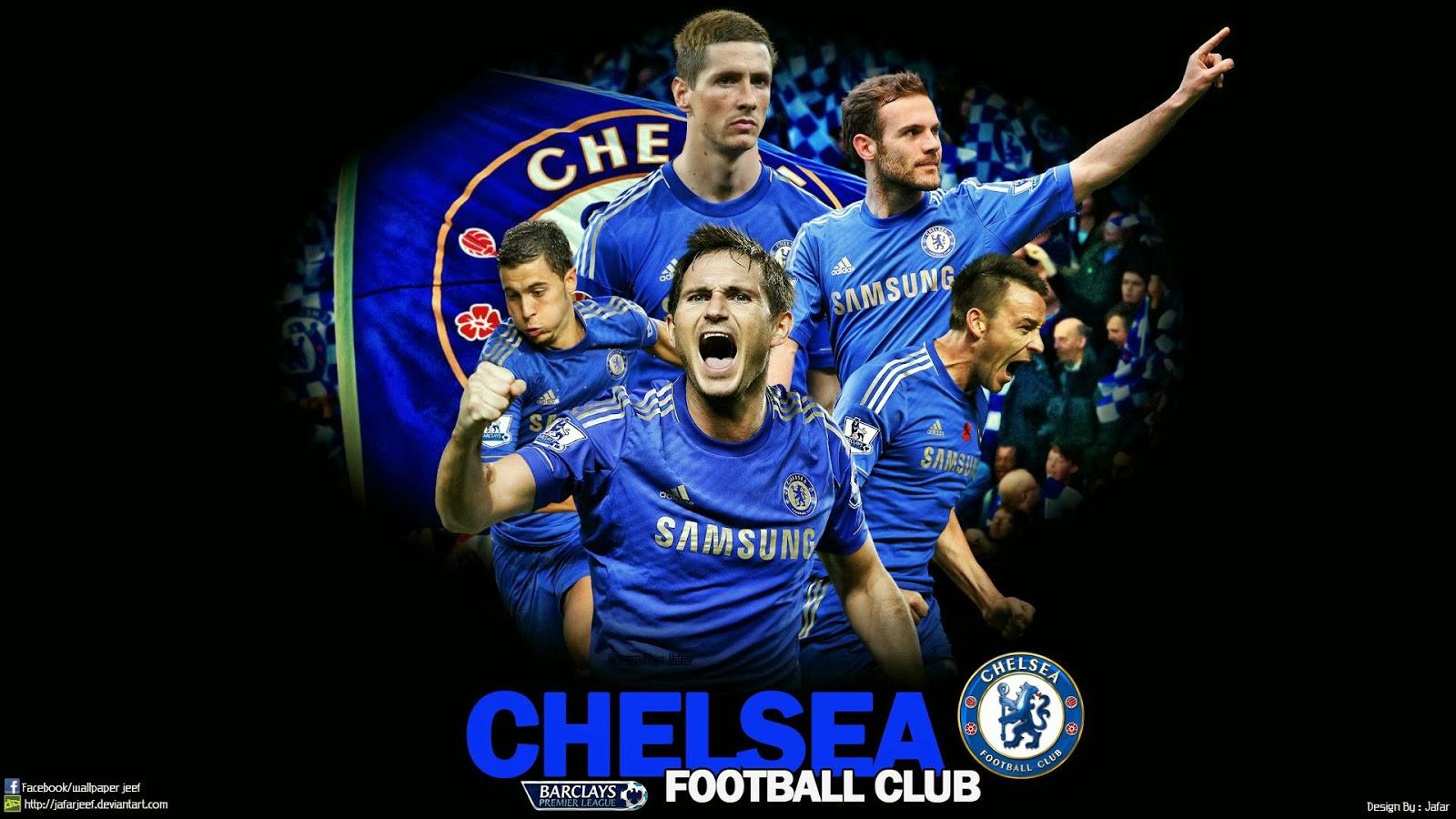 HD Wallpaper Chelsea Fc Terbaru 2014