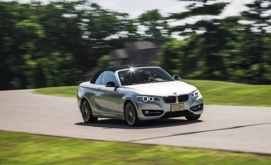 Those Figures Are For 2015 Models Like The Tested Car, Although BMW Has  Already Adjusted Content And Revised Stickers Upward On Both 2 Series And  4 Series ...