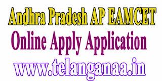 Andhra Pradesh AP EAMCET APEAMCET 2017 Online Apply Application