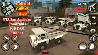 Grand Theft Auto; San Andreas  Android Game & Cleo Mods