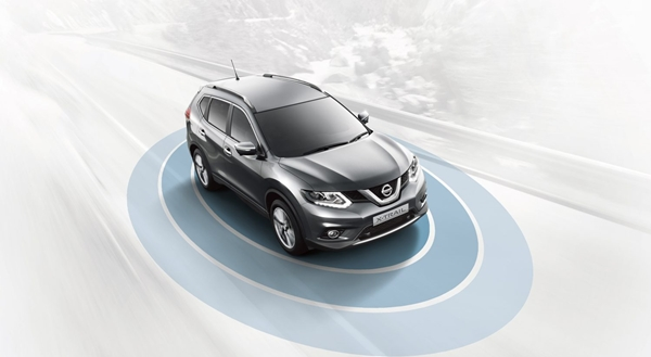 Fitur Nissan Safety Shield Philosophy Pada Nissan X-Trail Mobil SUV