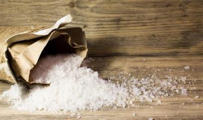 Peneliti Berencana Menaburkan Garam Ke Atmosfer